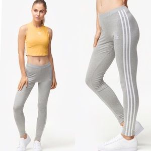 🆕Adidas Gray Tights
